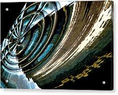 Fly Away Acrylic Print by Gerlinde Keating - Galleria GK Keating Associates Inc