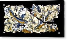 Flying Fish No. 3 Acrylic Print