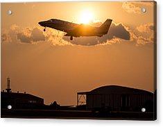 Flying Home Acrylic Print