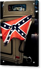 Flying The Flag Acrylic Print by Phil 'motography' Clark