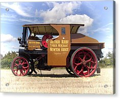 Foden Tractor Acrylic Print