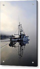 Fog Bound Acrylic Print