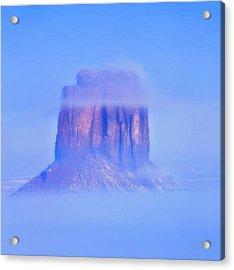 Fog Cover  Acrylic Print