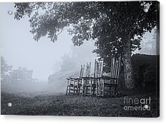 Fogbound Acrylic Print