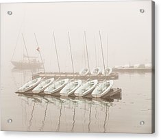 Fogged In Again Acrylic Print by Bob Orsillo