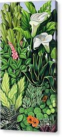 Foliage Acrylic Print