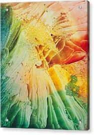 Follow Your Bliss Acrylic Print