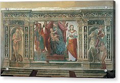 Follower Domenico Di Giacomo Di Pace Acrylic Print by Everett