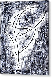 Following Her Passion Acrylic Print by Kamil Swiatek