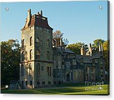 Fonthill Castle In September - Doylestown Acrylic Print