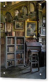 Fonthill Castle Saloon Acrylic Print by Susan Candelario