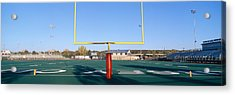 Football Stadium, Jersey City, New Acrylic Print by Panoramic Images