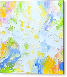 For All The Saints Acrylic Print by Mike Moyers