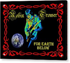 For Earth Below #1 Acrylic Print