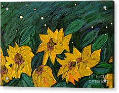 For Vincent By Jrr Acrylic Print by First Star Art