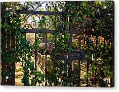 Forbidden Garden Acrylic Print