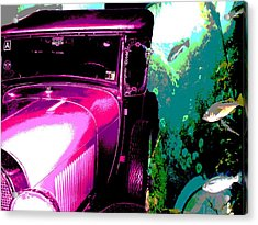 Ford A - Plantation 2 Acrylic Print by Marcello Cicchini
