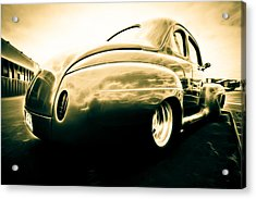 Ford Clubman Acrylic Print by Phil 'motography' Clark