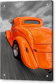 Ford Coupe Hot Rod 1934 Acrylic Print