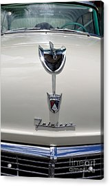 Ford Fairlane Acrylic Print by Andres LaBrada