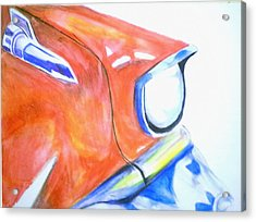 Ford Fairlane Acrylic Print