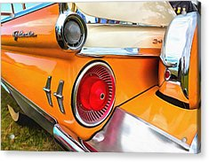 Ford Galaxie Skyliner 9 Acrylic Print