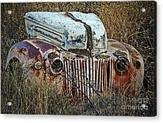 Ford Gets A Facelift Acrylic Print
