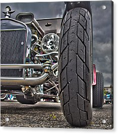 Ford In Hdr Acrylic Print