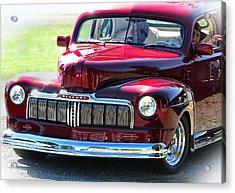 Ford Mercury Eight Acrylic Print