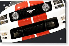 Ford Mustang - This Pony Is Always In Style Acrylic Print