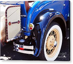 Ford Roadster Acrylic Print by Deborah Fay