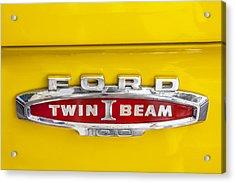 Ford Tough 1966 Truck Acrylic Print