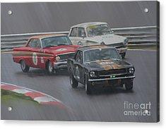 Ford Trio Acrylic Print