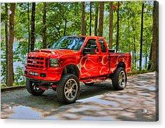 Ford Truck 01 Acrylic Print