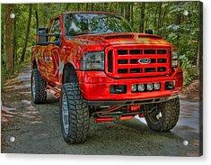 Ford Truck 02 Acrylic Print