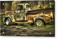 Ford Truck Acrylic Print