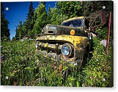 Fords View Acrylic Print
