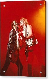 Foreigner 12 Acrylic Print by Kevin Bohner