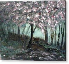 Forest Beauty Acrylic Print