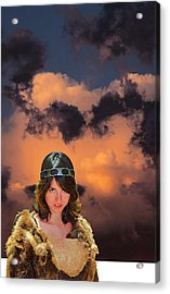 Forest Gunn Acrylic Print by Viktor Savchenko