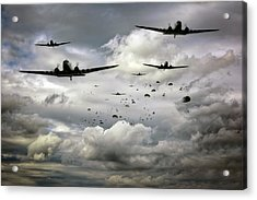 Forever Airborne Acrylic Print