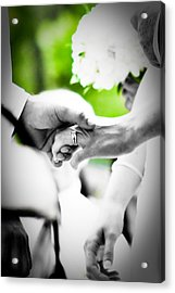 Forever Acrylic Print by BandC  Photography