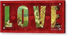Forever Love #2 Acrylic Print