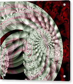 Forever Spiral Acrylic Print