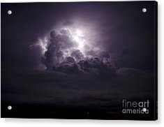 Forging The Heavens Acrylic Print