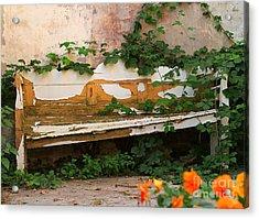 The Forgotten Garden Acrylic Print