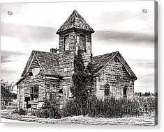 Forgotten In South Jersey Acrylic Print by Olivier Le Queinec