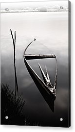 Forgotten In Time Acrylic Print