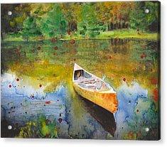Forgotten Memories Acrylic Print by Susan Powell