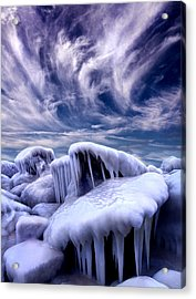 Forgotten Tales Acrylic Print by Phil Koch